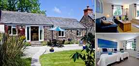 Holiday Cottages Cornwall - Sykber Sleeps 4