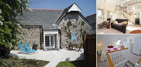 Holiday Cottages Cornwall - Tikkidew Sleeps 2